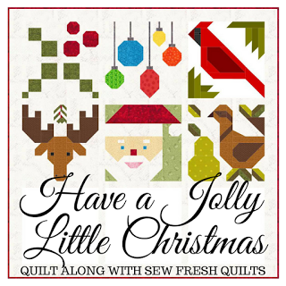 Jolly Christmas Quilt