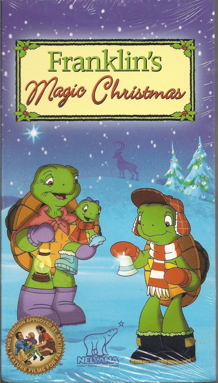 Franklin's Magic Christmas (2001) tainies online oipeirates