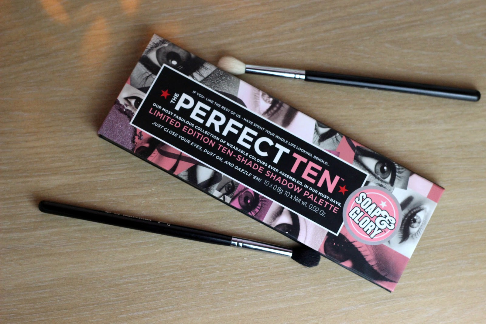 Soap & Glory Perfect 10 Palette