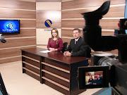 TV Galega de Blumenau estreia seu novo cenário, nova vinheta e seus novos .