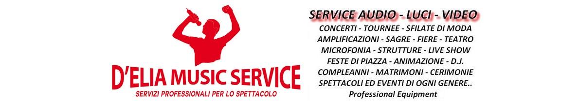 D'ELIA MUSIC SERVICE