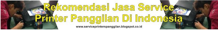 Jasa Service Panggilan Printer | Melayani Service Printer Panggilan Di Yogyakarta