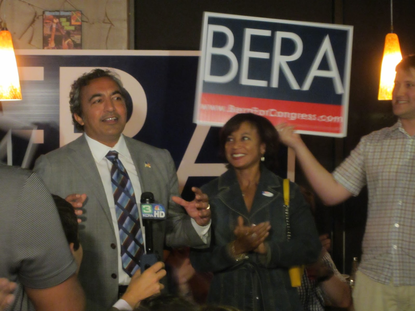 Non-partisan 'No Labels' group reportedly to help get-out-the-vote for Bera