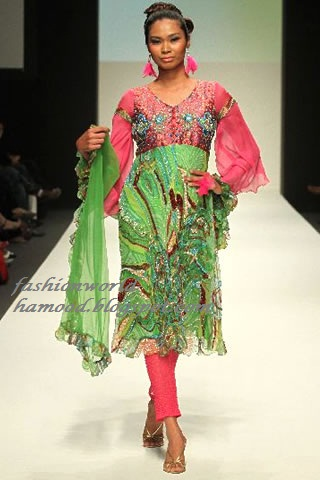 Kaftan Fashion Week 2011 on Fashion  Dubai Fashion Week 2011