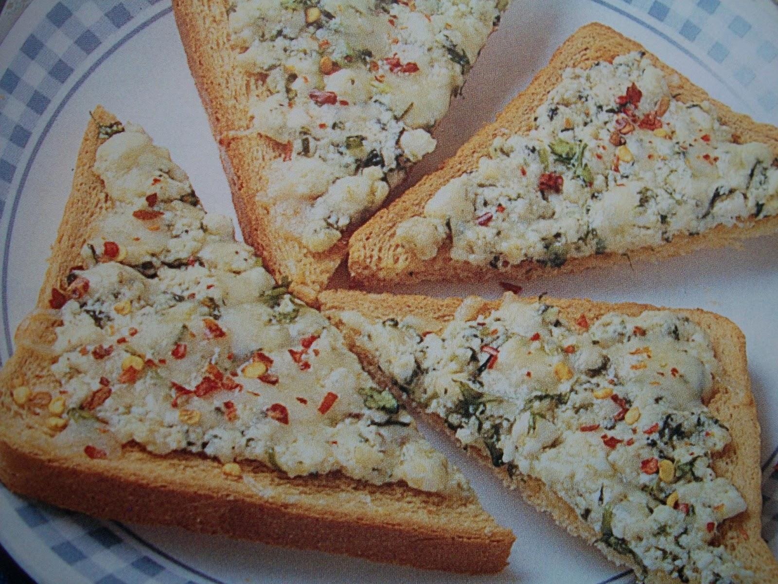 Herb Toast