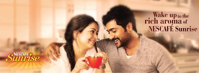Suriya couple