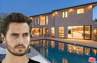 Scott Disick Purchased Beverly Hills Mansion