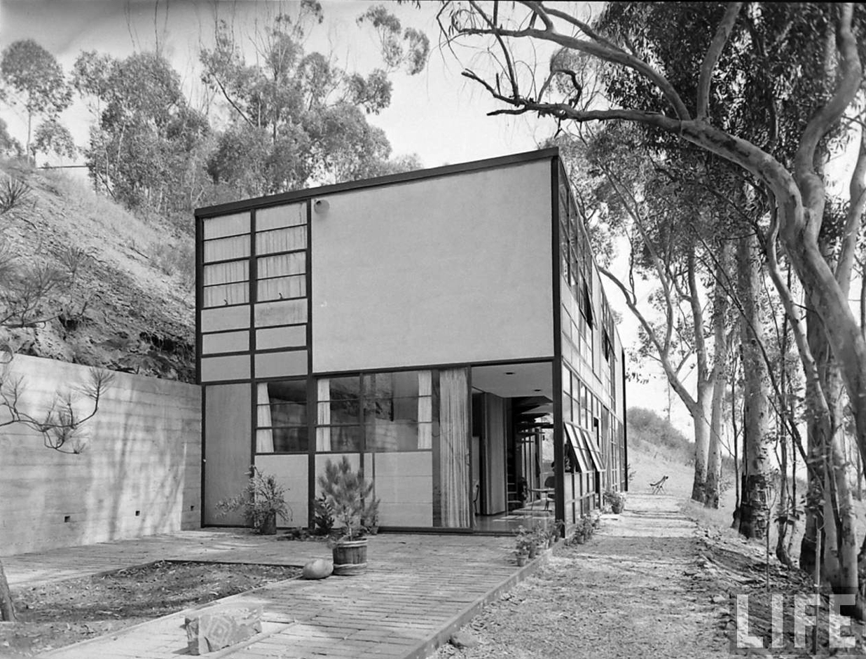 Dolfpauw Eames House 1950