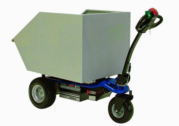 Motorized Cart June 2014