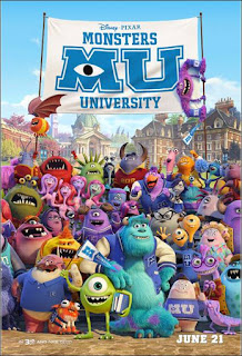 Monsters+University Monsters University Review