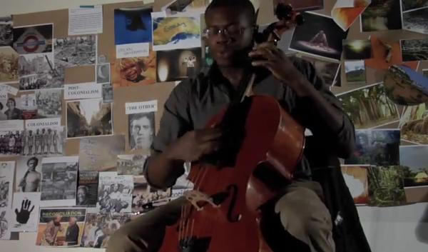 Kevin Olusola violoncelliste beatboxer vidéo