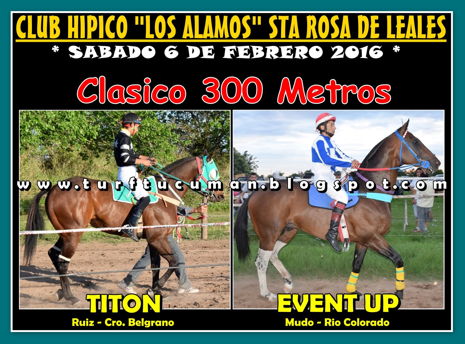 TITON VS EVENT UP