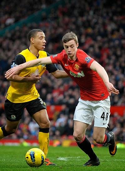 Will Keane Man Utd Striker profile