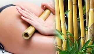 Bambuterapia,tratamento com bambu