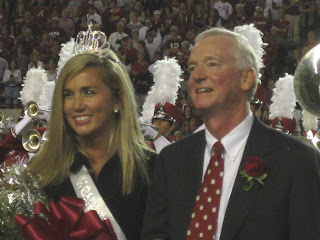 Emily McLaughlin '08 Named Homecoming Queen at the University of Alabama 3