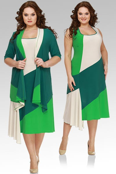 Каталог Модной Одежды Для Полных Женщин