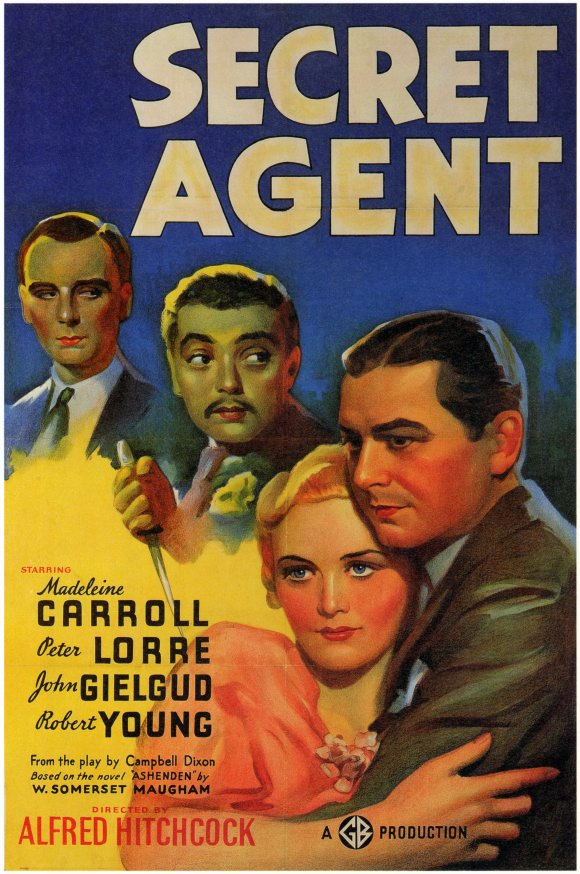 Secret Agent 1936 iNTERNAL DVDRip XviD-QiM