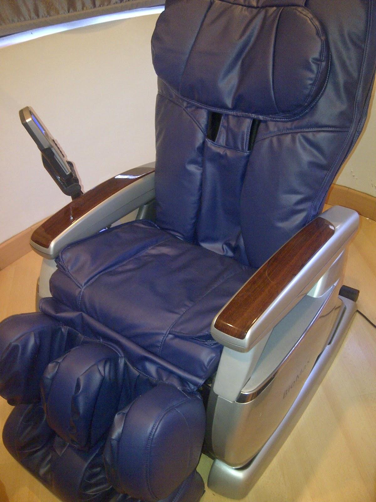 Perkhidmatan Untuk Barangan Massage Chair & Fitness Semua Brand