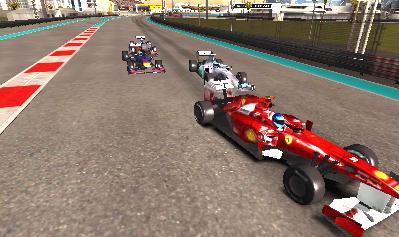 Puanlı Skorlu F1 Oyunu