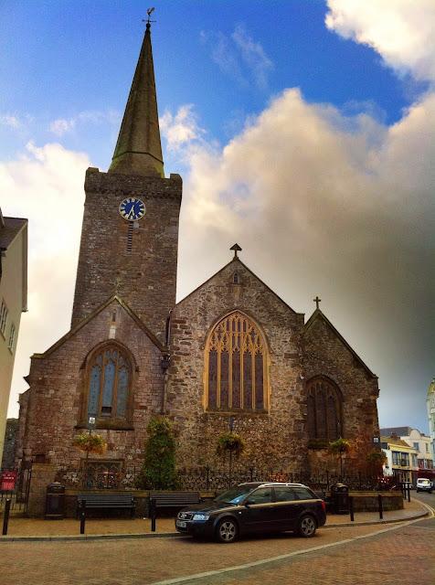 Tenby, Wales, expat, travels,