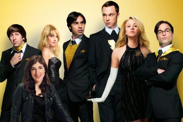 The Big Bang Theory Estrenos Septiembre 2014 Tropa Friki