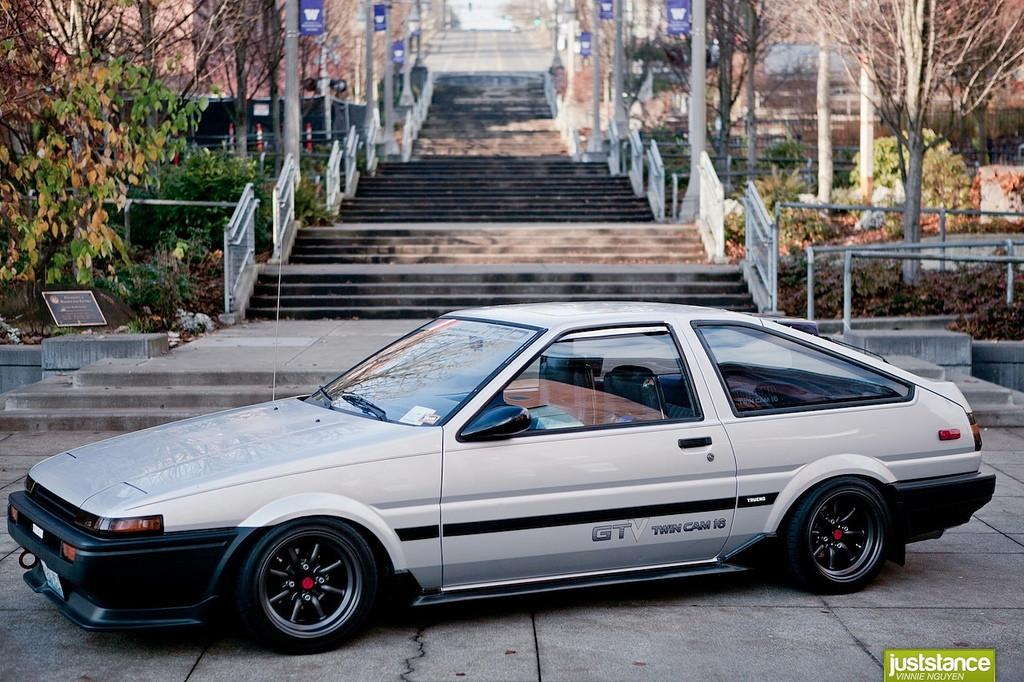 japońskie samochody, motoryzacja, JDM, ciekawe, tuning, Hachiroku