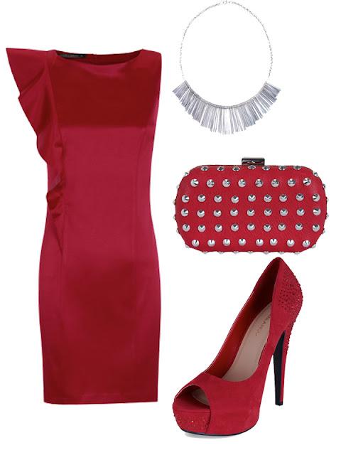 outfits para fiestas navidad, look de boda