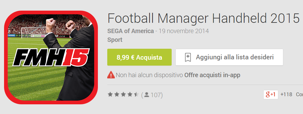 football manager 2015 android