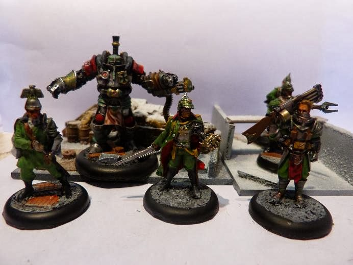 Mes figs SteamPULP Prussian