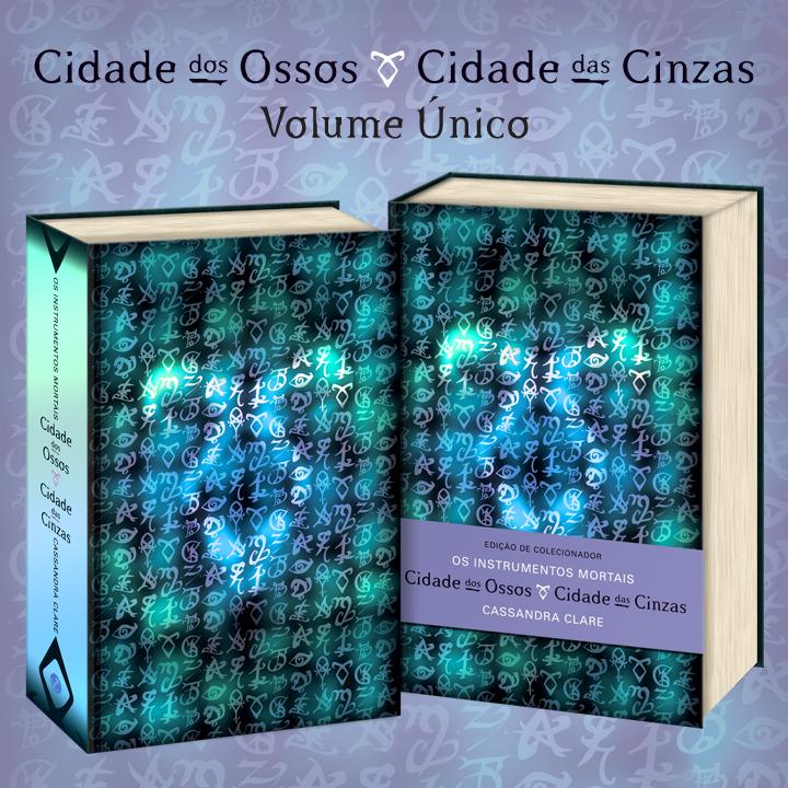 Edição Especial de Colecionador da Série Os Instrumentos Mortais