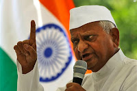 Anna Hazare's effect on Tally
