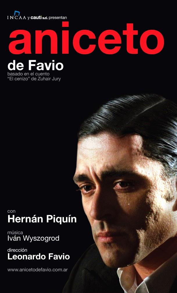 """LARGOM """"ANICETO"""" DE LEONARDO FAVIO"""