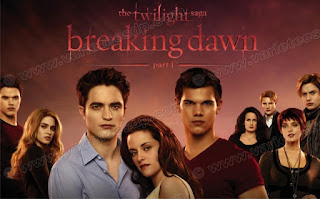 Twilight Saga Breaking Dawn Part 1 Shirt