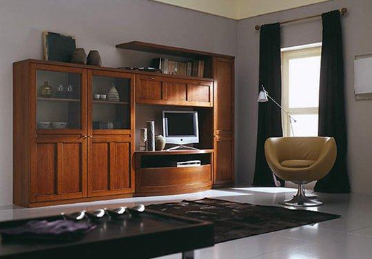 Salas cl sicas decoraci n y fotos ideas para decorar for Muebles modernistas
