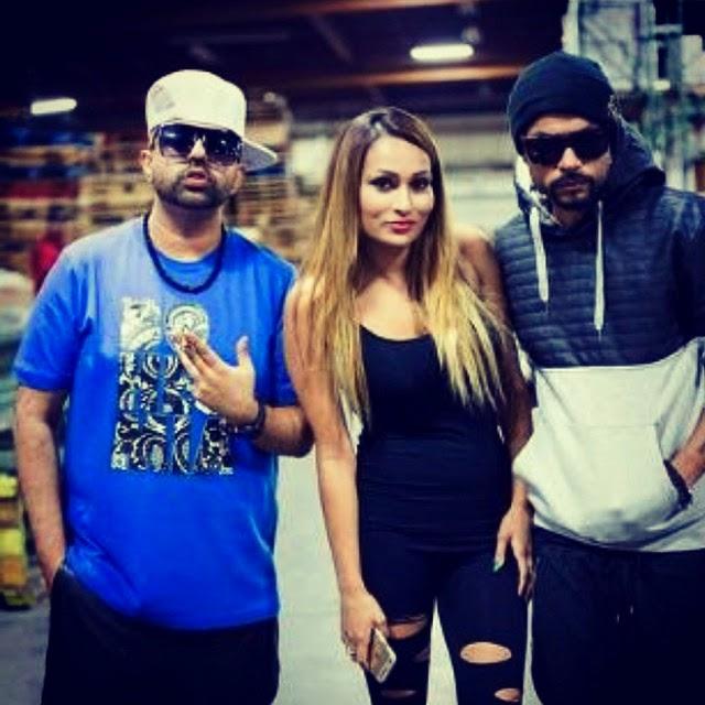 Meri Bandook - Haji Springer & Bohemia (Coming Soon) - pesa nasha pyar - desi hip hop