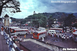 Ancient TATA CTB buses in Kandy city bus stand_ SLTB_ Sri _Lanka_Transport_Board.02