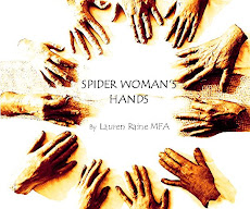 Spider Woman's Hands