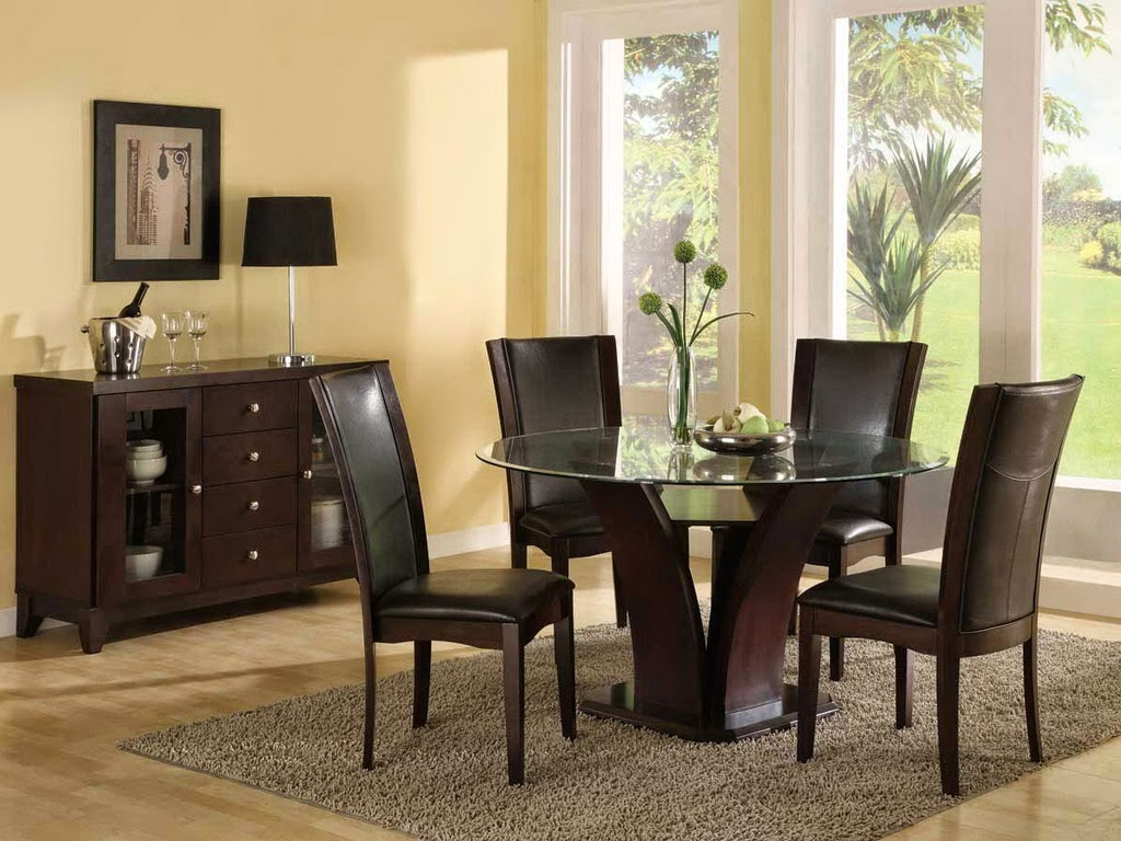 design meja makan moden