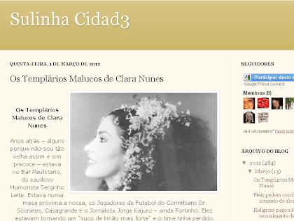 CIDAD3 - BLOG DA SULINHA