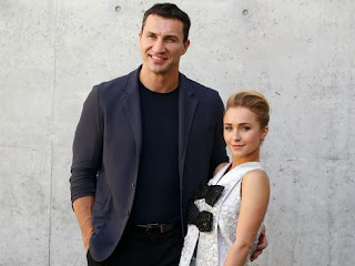 Hayden Panettiere confirms engagement on television