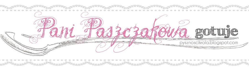 Pani Paszczakowa gotuje