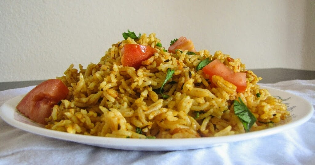 Journey of healthy life: Tomato Pulav