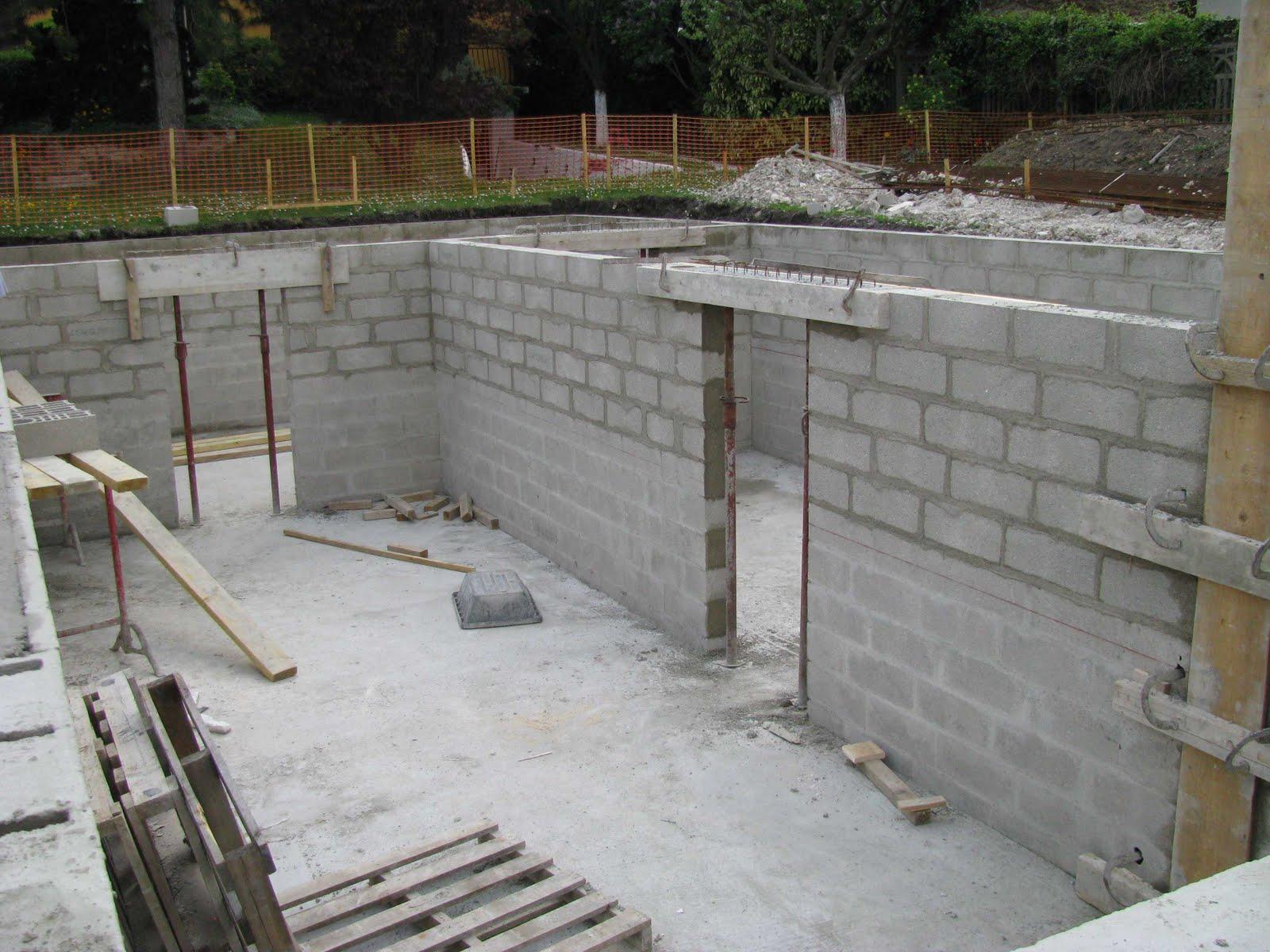 Je fais construire ma maison coffrage 1 8 for Construire ma maison