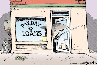 Payday Loan Cartoons