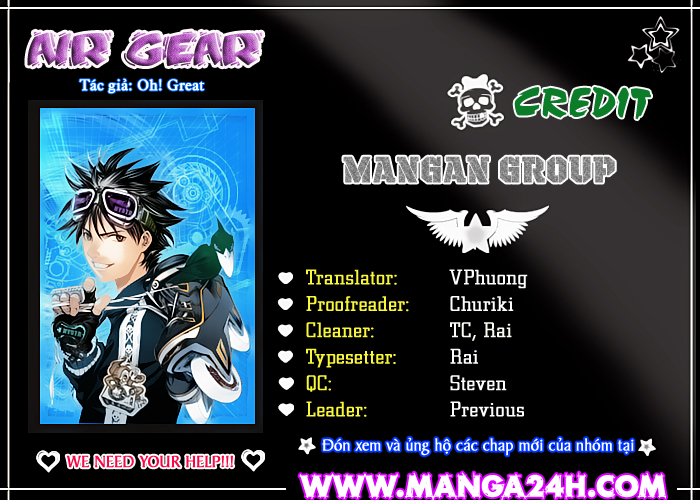 air gear Chap 194