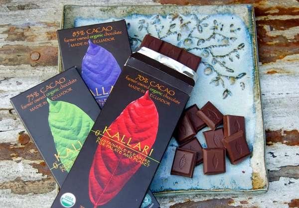 kallari chocolate bars