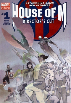 Cover of House of M Director's Cut