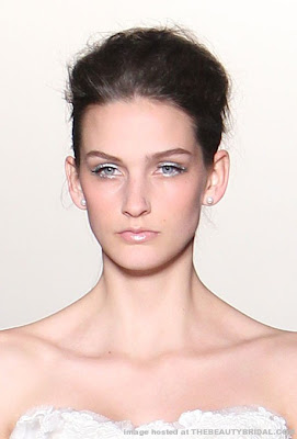swell beauty blog bridal makeup from the runway