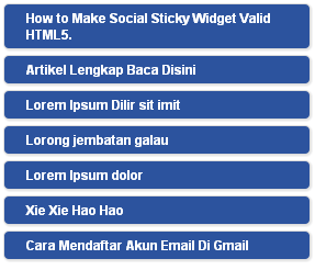Cara Membuat Popular Post Simple Keren 1