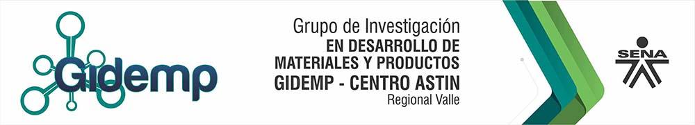 Grupo de Investigación en Desarrollo de Materiales y Productos